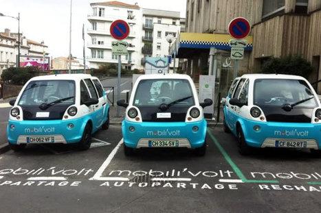 La mobilité électrique: une opportunité économique pour les territoires ? | Véhicules électriques, bornes de recharge | Scoop.it