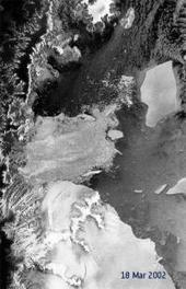 Satellite observes rapid ice shelf disintegration in Antarctic | 21st Century Innovative Technologies and Developments as also discoveries, curiosity ( insolite)... | Scoop.it