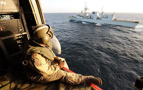 La OTAN repliega su operación en el Índico 'gracias' a Rusia | Seguridad marítima | Scoop.it