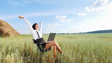 Les 10 entreprises avec le meilleur équilibre travail/vie perso | Recrutement et formation | Scoop.it