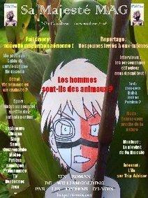 « Sa Majesté Mag », Créer un magazine sur un roman | Literature and culture | Scoop.it