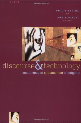 Discourse and Technology: Multimodal Discourse Analysis (Georgetown University Round Table on Languages and Linguistics series) BLACK FRIDAY Cheap price Sale | Chilean Spanish | Scoop.it