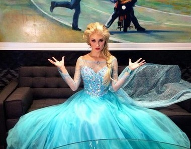 'Once Upon a Time' casting should give Elsa look-alike Anna Faith hope | Horror and Fantasy TV | Scoop.it