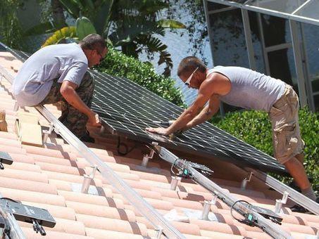 Solar energy initiatives heat up | Solar Energy projects & Energy Efficiency | Scoop.it
