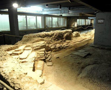 La piscine romaine d'Ancely découverte en 1966 dort sous un immeuble   Musée Saint-Raymond, musée des Antiques de Toulouse   Scoop.it