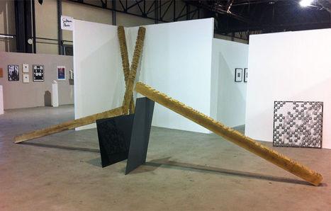 Vu dans les galeries invitées par ART-O-RAMA 2013, Marseille | International contemporary art fair | Scoop.it