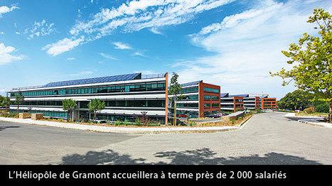 Héliopôle de Gramont : 40.000 m2 de bâtiments innovants inaugurés ce mercredi | Toulouse La Ville Rose | Scoop.it