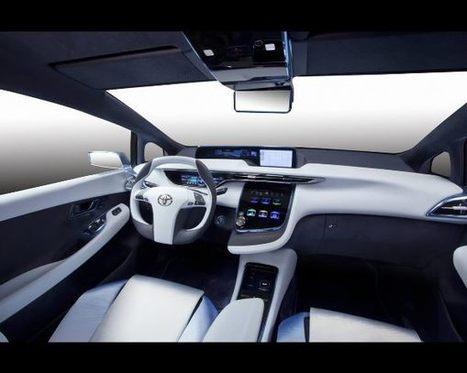 2015 Toyota FCV-R | modifycar.org | Scoop.it