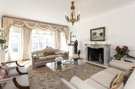 Flat to rent in Portland Place, London, W1   Sandfords   Marylebone Property   Scoop.it