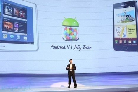 Galaxy S3, Note N7000 and Note 10.1 Jelly Bean Update will be Out Soon | Geeky Android - News, Tutorials, Guides, Reviews On Android | Android Discussions | Scoop.it
