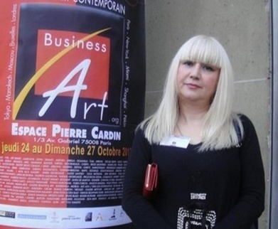 Artist Nigar Narimanbekova represents Azerbaijan at Paris event - AzerNews | Culture in Azerbaijan | Scoop.it