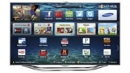 La télévision du future par Samsung | Intégrateur Multimédia, secteur Hôtelier | Scoop.it