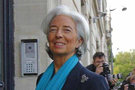 Head of the IMF Christine Lagarde in court charged with embezzlement   Breaking World - African News   Scoop.it
