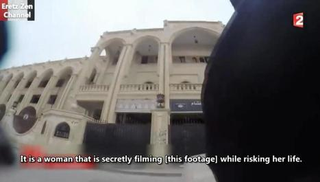 Syrian woman films life in ISIS-held Raqqa | AUSTERITY & OPPRESSION SUPPORTERS  VS THE PROGRESSION Of The REST OF US | Scoop.it