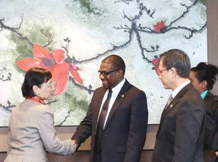 OFFICIAL OPENING OF THE EMBASSY OF SAINT LUCIA IN TAIWAN | Saint Lucia Tourism | Scoop.it