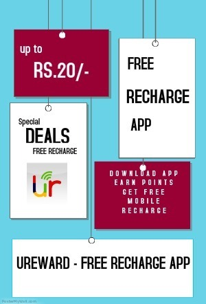 Free Recharge App   Free Coupon Deals Near by your city   Scoop.it