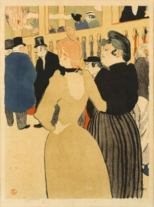 Meaning Behind the Work of Henri de Toulouse-Lautrec   Art for art's sake...   Scoop.it