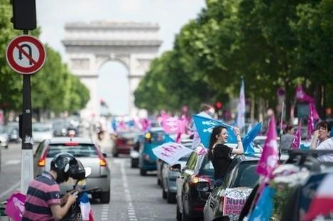 France's same-sex marriage law exposes a deep social divide | Families Models Exchanged - EFIL Volunteer Summer Summit 2013 | Scoop.it