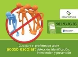 Guía para el profesorado sobre acoso escolar: detección, identificación, intervención y prevención - Inevery Crea | Recull diari | Scoop.it
