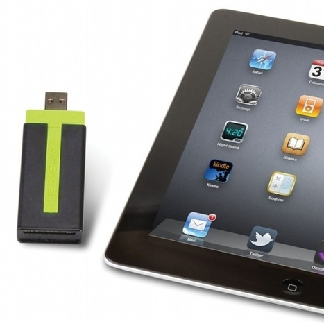 iPad USB Flash Drive | Technology and Gadgets | Scoop.it