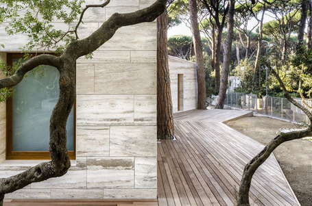The project Fiorido and Sundaymorning: house in a pine grove - Housing | What Surrounds You | Scoop.it