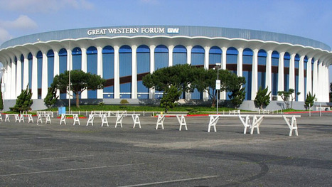 Owners of Madison Square Garden Buy Famed L.A. Arena The Forum for $23.5 Million | READ WHAT I READ | Scoop.it