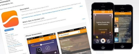 APPLE ACQUISITION SPLURGE CONTINUES: SWELL | Trending App Industry News | Scoop.it