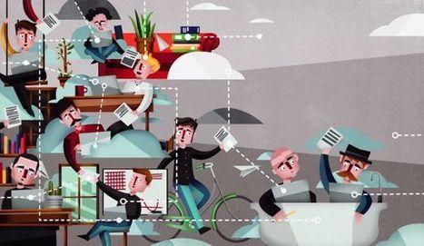 Sin jefes pero sin garantías: así es el trabajo que se nos viene encima   Mundo Coworking   Scoop.it