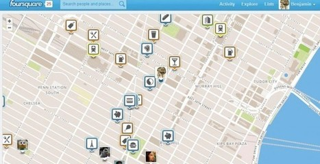 After price hike, Foursquare and StreetEasy switch from Google to OpenStreetMaps | OpenSource Geo & Geoweb News | Scoop.it