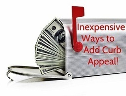 Low Cost Ways to Add Curb Appeal When Selling a House | Real Estate Topics | Scoop.it