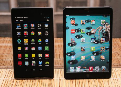 What the next iPad Mini can learn from ... - CNET (blog)   electronic   Scoop.it