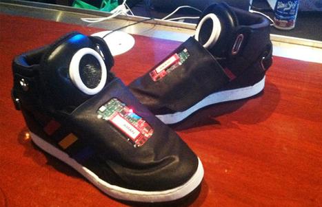 Google et Adidas s'associent pour créer la chaussure du futur | Problématique 4 | Scoop.it