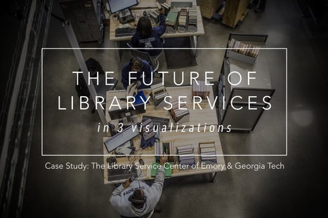 The future of library services in 3 visualizations – Medium | Library Corner | Scoop.it