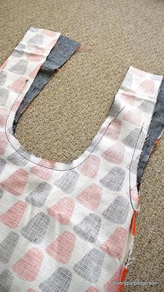 Making reversible bag — :: verypurpleperson :: | Couture, crochet et autres plaisirs | Scoop.it