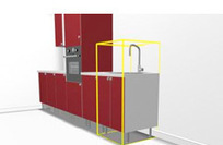 Plan et dessin 3d et 2d - Ikea planifier votre cuisine en 3d ...