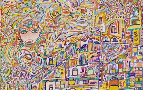 Un nouveau vent de folie à la Halle Saint-Pierre - metronews | Expressionnisme en peinture et sculpture | Scoop.it