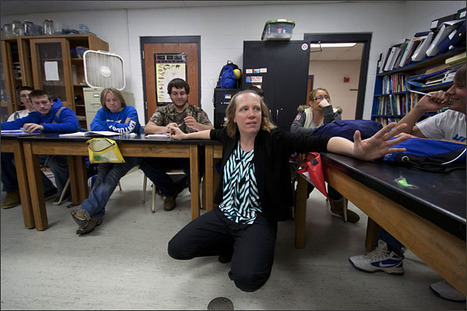 Literacy Instruction Expected to Cross Disciplines | CCSS News Curated by Core2Class | Scoop.it