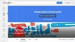 Google+ präsentiert neues Design von Profilen und Seiten | enterprise google+ | Scoop.it