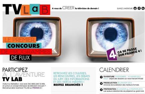 France 4 vous propose de créer la télé du futur | Transmedia issues & Newsgames | Scoop.it