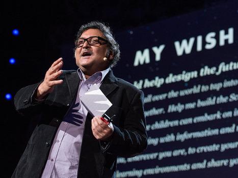 Sugata Mitra: Construyendo una Escuela en la Nube | Internet | Scoop.it