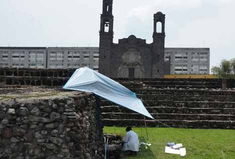 Severed head offering found in Aztec temple | Archaeology News | Scoop.it