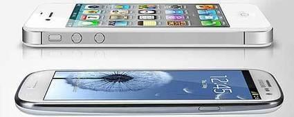 Fin del reinado de Apple: el Galaxy S III supera por primera vez en ventas al iPhone en EEUU - Tecnología - ElConfidencial.com | Tecnologías que podrían facilitarnos la vida... o no | Scoop.it