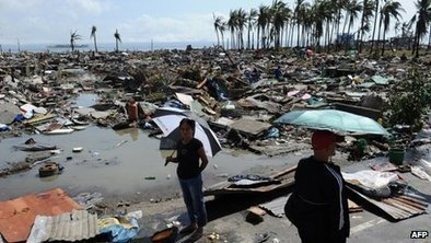 Philippines: Fears of 10,000 dead after typhoon | BBC News Asia | THIRD-WORLD COUNTRIES & MALALA YOUSAFZAI | Scoop.it