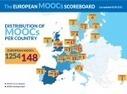 1250 courses for April's European MOOCs scoreboard | Veille, outils et ressources numériques | Scoop.it