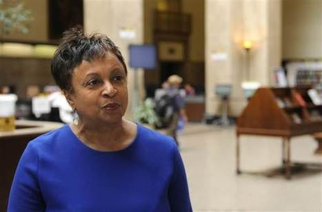 Carla Hayden is the first African American and woman to head the Library of Congress | Black History Month Resources | Scoop.it