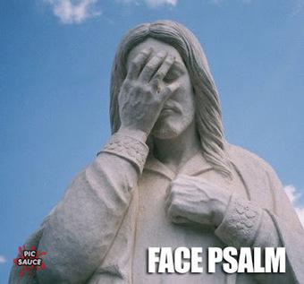 The Ironic Catholic: It's not a face palm, it's a ... | The Amused Catholic: an Ezine | Scoop.it