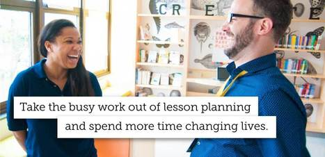 Planbook & Lesson Planner. Free for Teachers. Common Curriculum | Teaching in Higher Education | Scoop.it