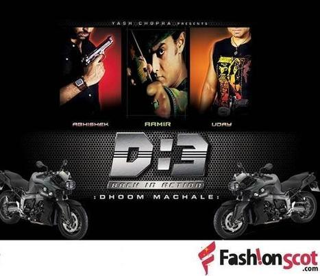 Twitter / fashionscot: Dhoom 3 will be released on ... | fashionscot | Scoop.it