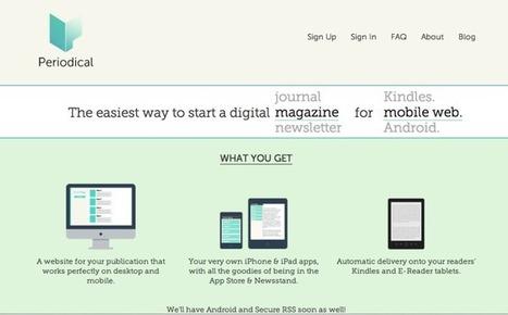 Du livre au web : de l'édition électronique à la «web édition» | e-littérature | Scoop.it