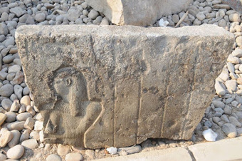 Remains of 2,400 year-old shrine unearthed in Cairo | The Archaeology News Network | Kiosque du monde : Afrique | Scoop.it